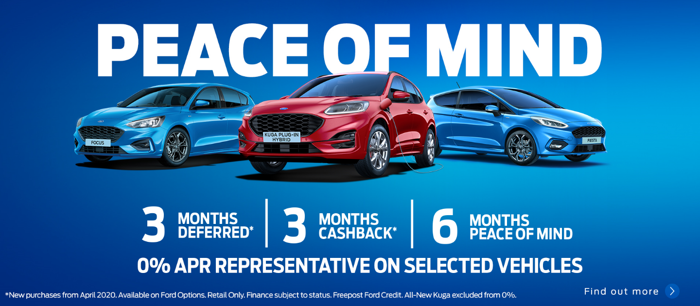Peace of Mind Ford