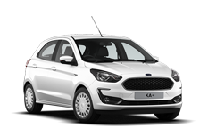 New Ford KA+ front view
