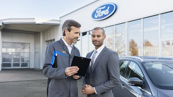 Ford Service From Winford Ford